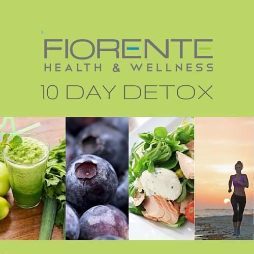 10 Day Detox – 7 Days Down