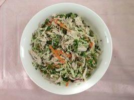 Goi Gai shredded chicken salad