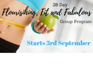 Flourisihing, Fit and Fabulous website sep