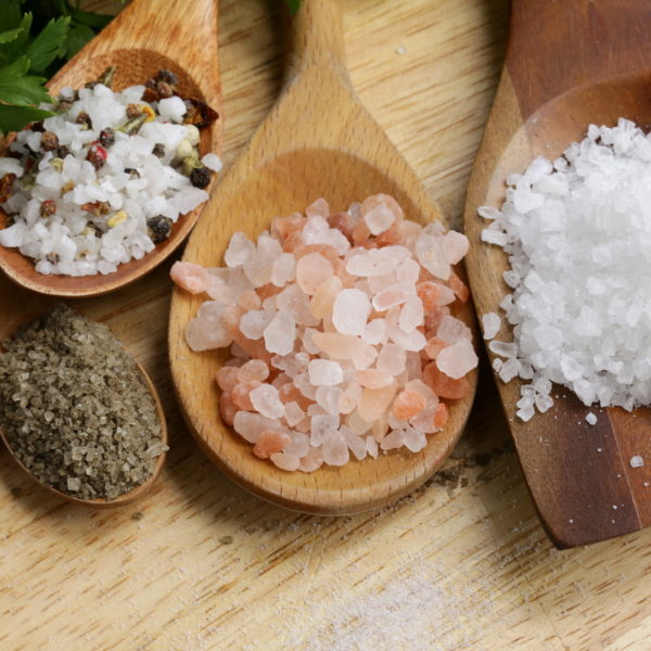 "Types of ""in""salts & some salty facts"