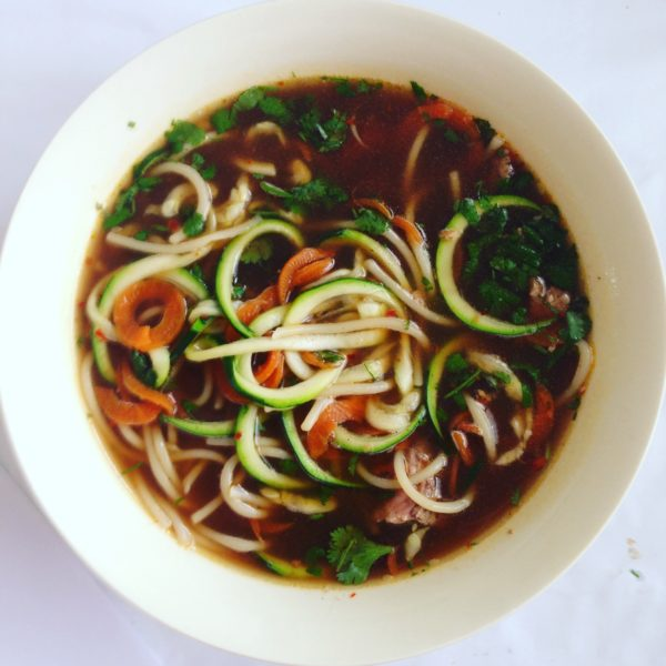 10 minute Pho